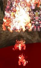はみ出る火の精霊(?)-r