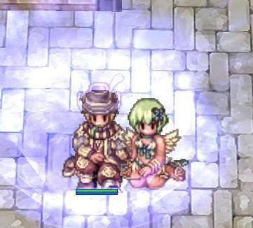 オーラガルド with 嫁