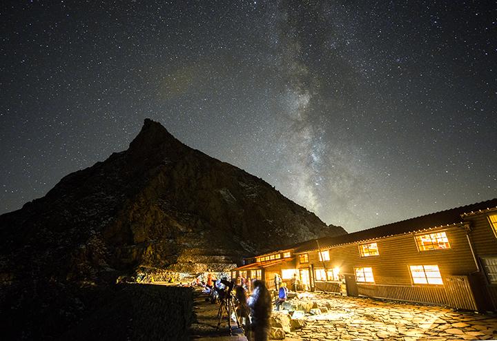 141008 月食の星夜