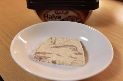 ハルヴァ ココア味