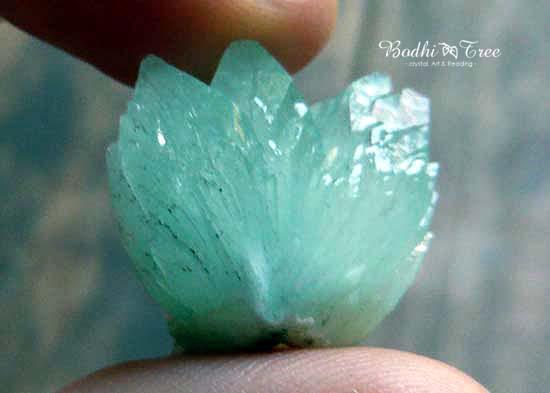 グリーン・アポフィライト原石