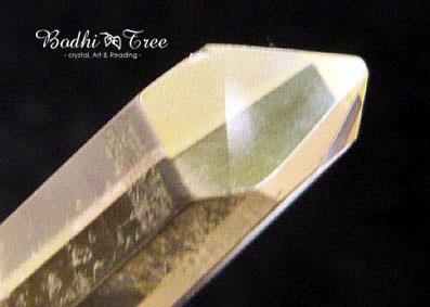天然石イエローヒマラヤ水晶ペンダントb120516017