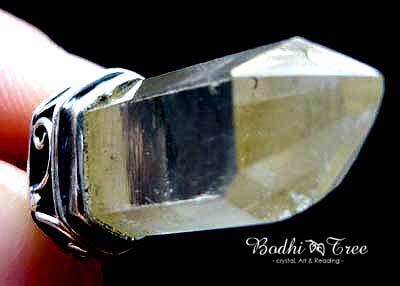 天然石イエローヒマラヤ水晶ペンダントa11022543