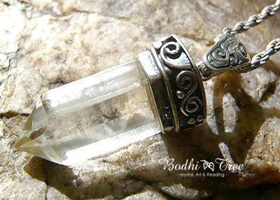天然石イエローヒマラヤ水晶ペンダントa10110337