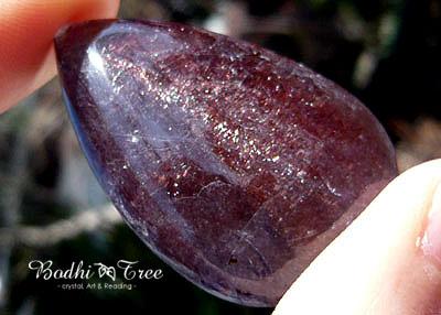 天然石アイオライトサンストーンルース・ペアb12022438