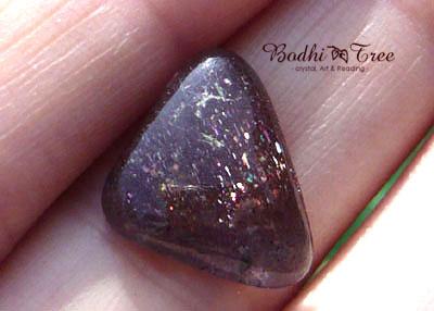 天然石アイオライトサンストーンルースh12022491