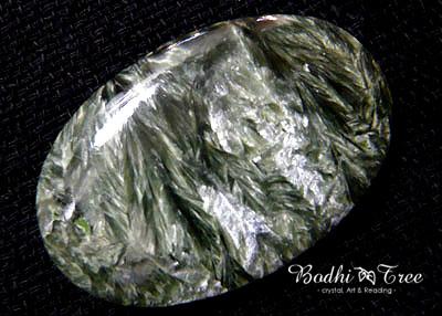 天然石セラフィナイト・ルースb12011605