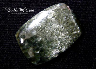 天然石セラフィナイト・ルースe12011618