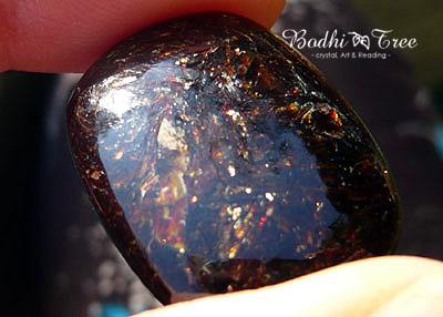 天然石アストロフィライト・ルースa12010943