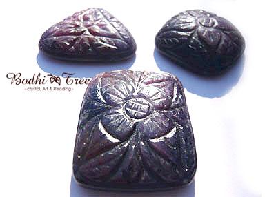 天然石サファイヤ・ルース12010963