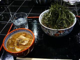 豚肉蕎麦 1