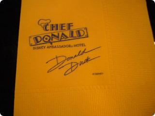 CHEF DONALD 5