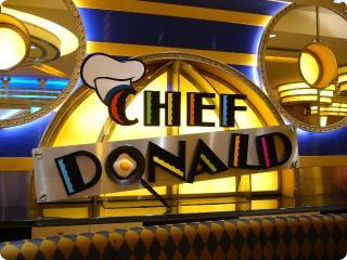 CHEF DONALD 1