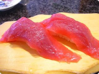 魚がし鮨 赤身
