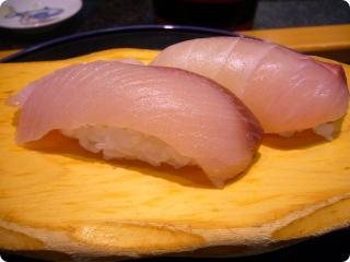 魚がし鮨 ぶり2