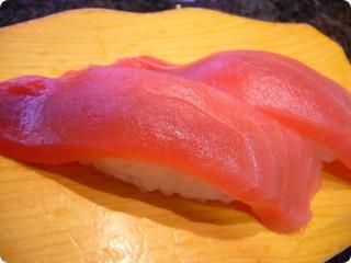 魚がし鮨 まぐろ