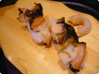 魚がし鮨 活サザエ