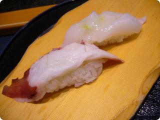 魚がし鮨 たこ
