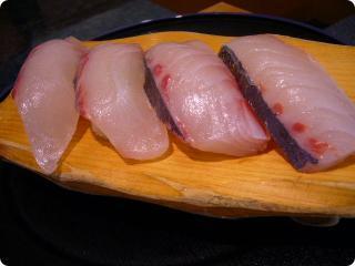 魚がし鮨 ぶり