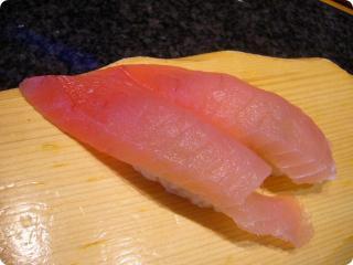 魚がし鮨 きはだまぐろ