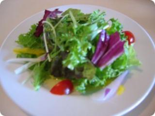 ブラマソーレ サラダ