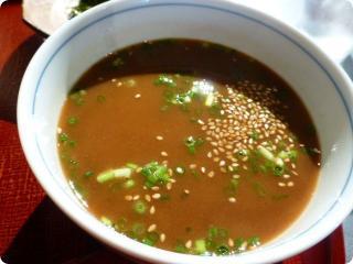 花りん つけ麺3