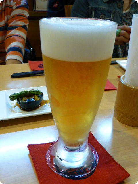 啓徳 ビール