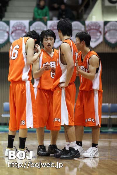 京都産業大学バスケットボール部