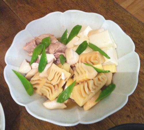 タケノコの煮物