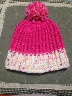 キッズ 帽子1