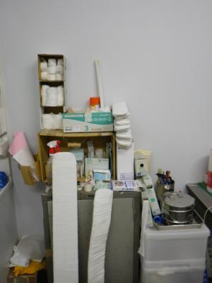 救護所2012