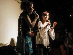 羽純さんと岩井さん