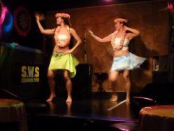 タヒチアンダンス・ショー
