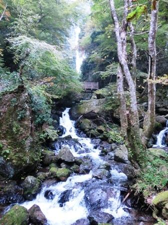 神庭の滝 (12)
