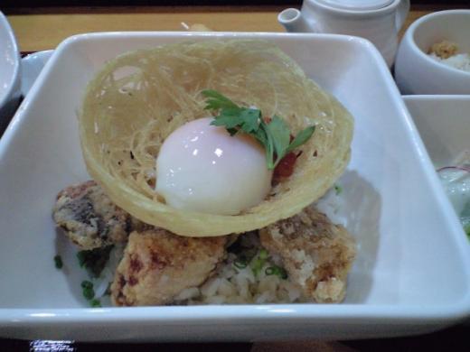 龍寿 「オホーツク網走ザンギ丼」3