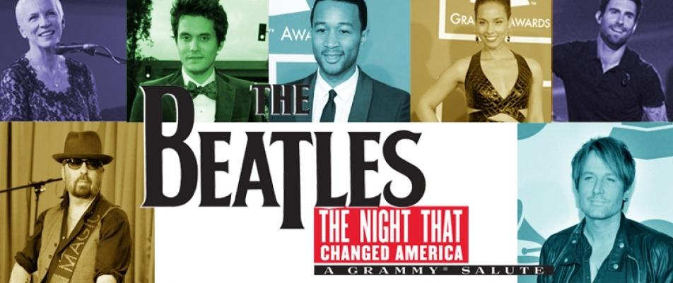 Grammy Salutes Beatles