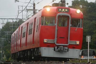 6604F 試運転瀬戸行き