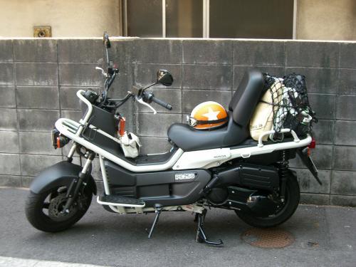 "HONDA ""伝説の不人気車"" PS250"