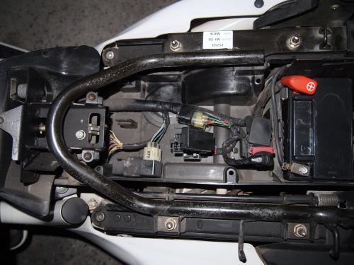PS250内部