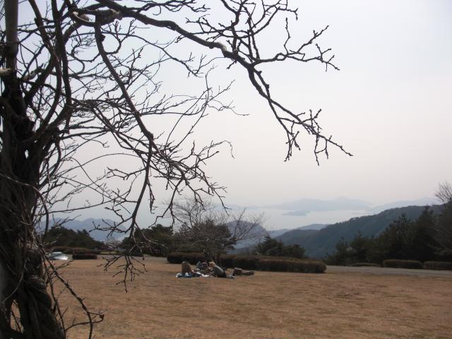 野呂山山頂