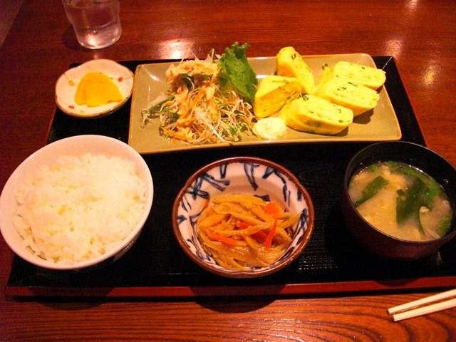 z2-096.たまご焼き定食¥700-