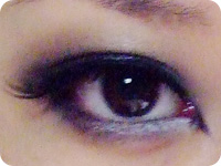 プチビジュアル系eye