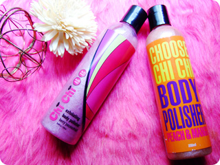 Chi CHi Cosmetics Body Polisher