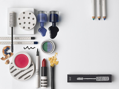 TOPSHOP MAKE UP・CORE COLLECTION