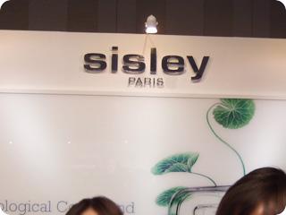 sisleyブース