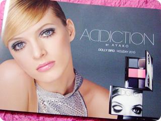 ADDICTION 2010 ホリディコレクション
