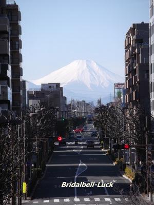 富士山フロム東久留米駅