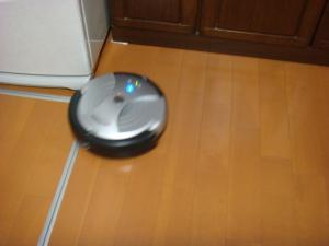 1.お掃除ロボット