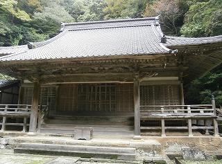 銀山勝源寺本堂
