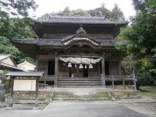 銀山城上神社